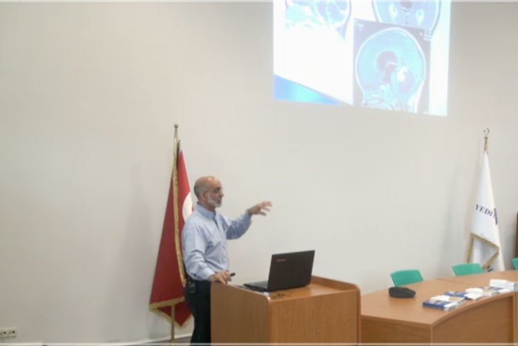 Clinical Neuroanatomy Conference, March 2019